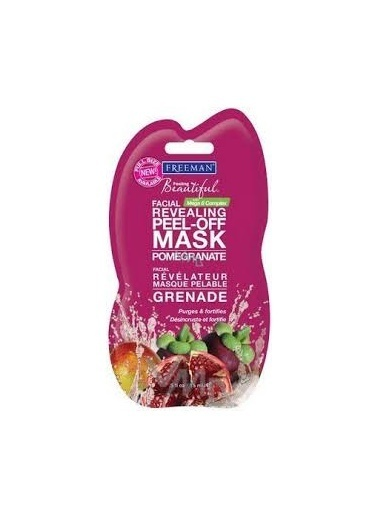 Freeman Beautiful Pomegranate Mask 15 Ml-Freeman